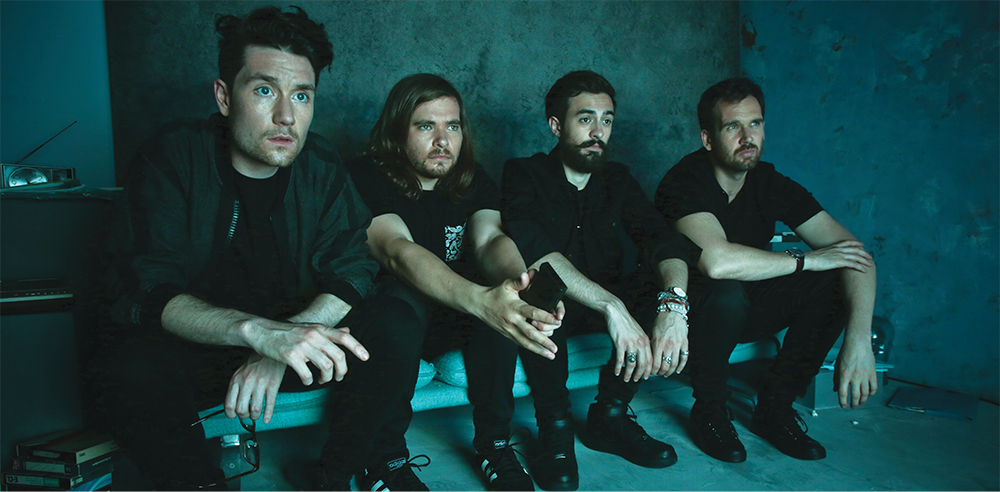 A Conversation with Bastille's Kyle Simmons