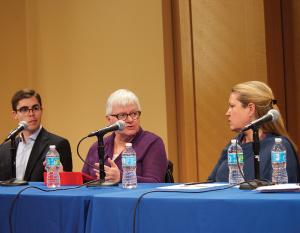 Panel Urges Focus on Refugee Mental Health
