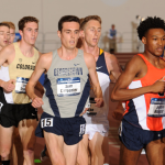 Track & Field | Hoyas Capture Personal Records at Virginia Challenge