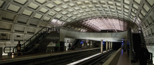 file photo: robert cortes/the hoya The Washington Metropolitan Area Transit Authority is to install new Wi-Fi services to the Red line in addition to the 30 stations on the Blue and Orange lines that already have Wi-Fi.