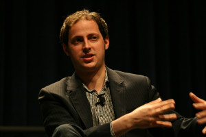 RANDY STEWART https://blog.stewtopia.com Nate Silver, , speaking at a South by Southwest conference in 2009.
