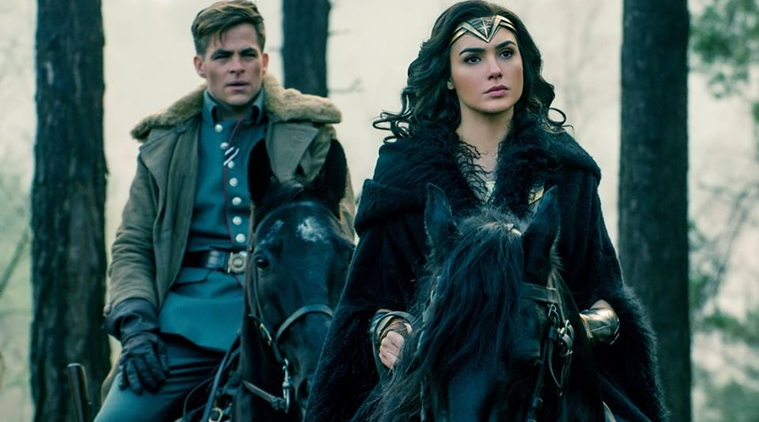 Movie Review Wonder Woman