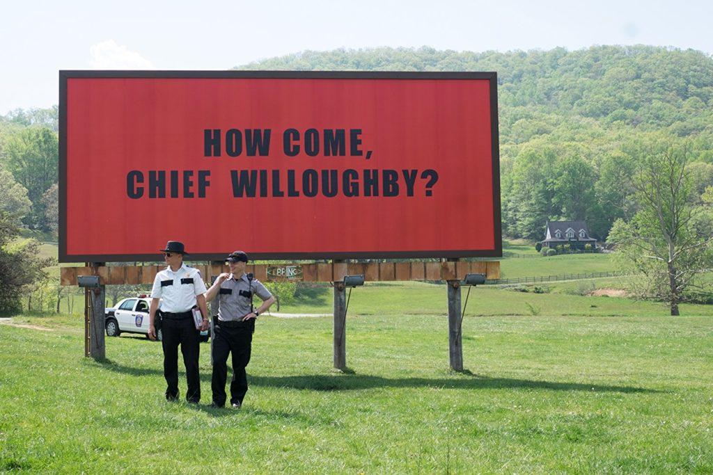 รีวิวหนัง Three Billboards Outside Ebbing , Missouri - 3 บิลบอร์ด ทวงแค้นไม่เลิก