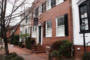 Georgetown House Where JFK Met Jackie Sold