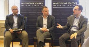Experts Talk Cybersecurity, Digital Democracy