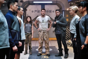 Movie Review: 'Pacific Rim Uprising'