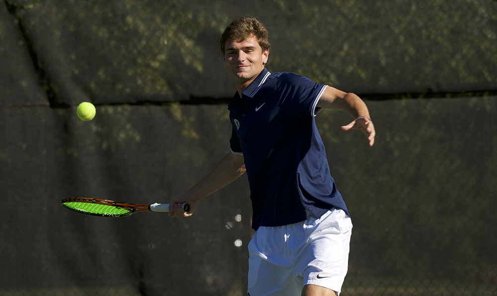 Tennis | Freshmen Successful in Debut