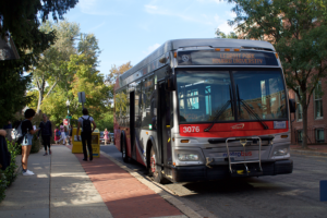 DC Circulator Bus Is Free in February