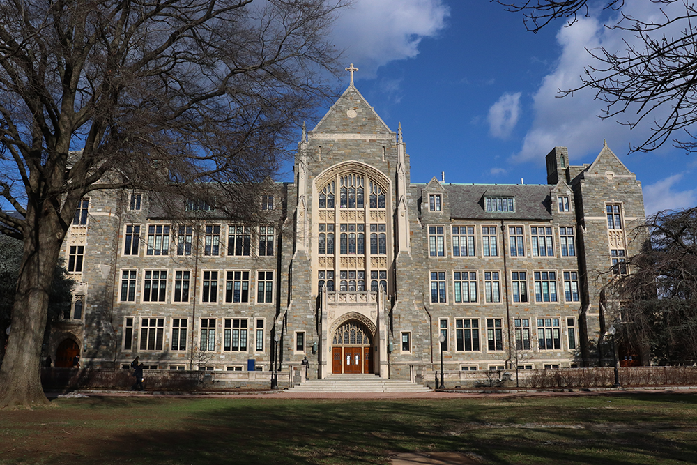 Students Sue Georgetown for Unfair Admissions Process