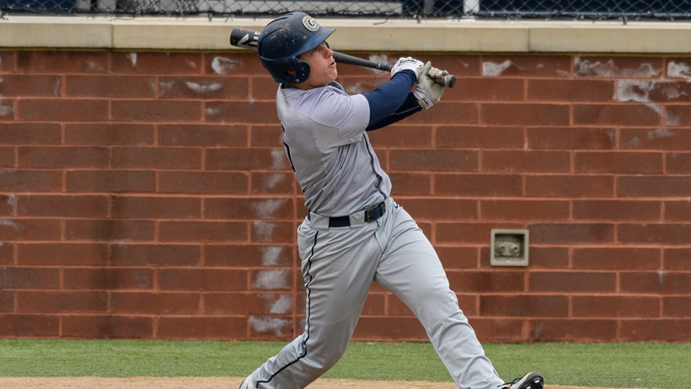 BASEBALL | GU Wins 1, Loses 2 in Road Series vs. East Tennessee State
