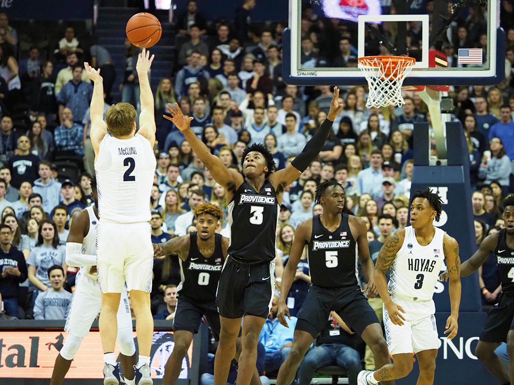 COMMENTARY | Men's Basketball Shows Promising Improvements