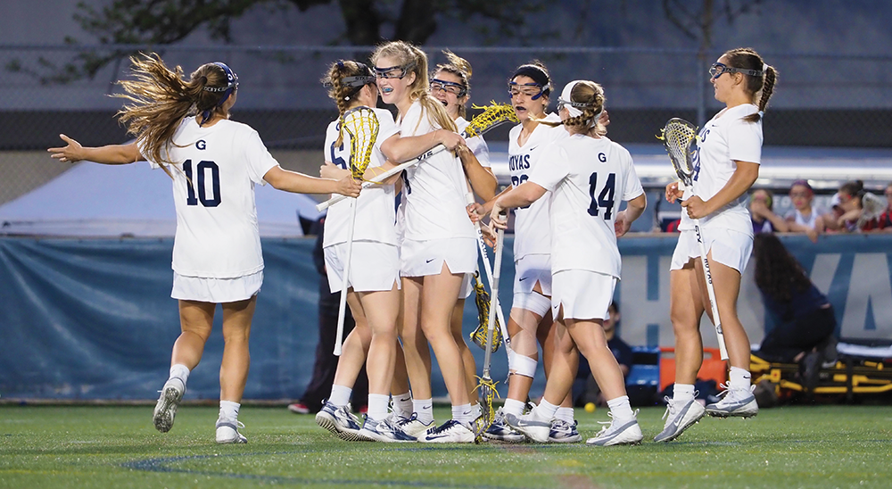 WOMEN'S LACROSSE | After Claiming Big East Title, Hoyas Fall to Syracuse in NCAA Tournament