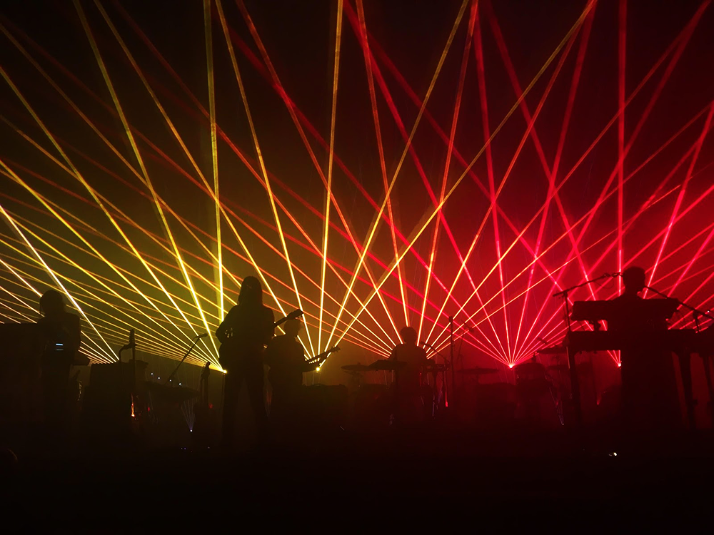 Tame Impala Takes Audience on Musical Journey at The Anthem